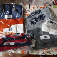 6 pcs of Carters baby clothes