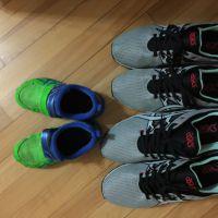 asics shoes x 3 JPY29160