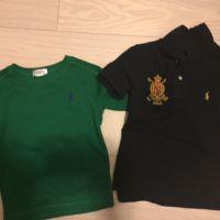 Polo todder apparel
