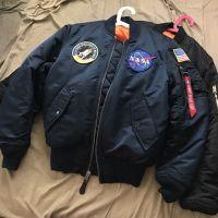 Alpha MA1 Jacket 2pcs