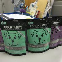 Pooch  mutt dogs treats x 16 GBP28