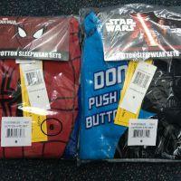 pajama sets x 4 USD47.93Origin: