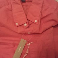 J Crew cotton-linen shirt, cotton shirt