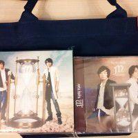CD x 2 Bag x 1