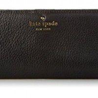 Kate Spade New York Stacy Wallet,Black,o