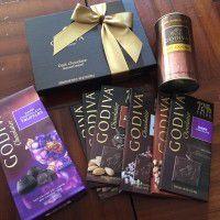 Godiva chocolate x 8 items