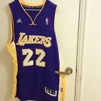 adidas Los Angeles Lakers Custom Swingma