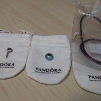 Pandora x 3