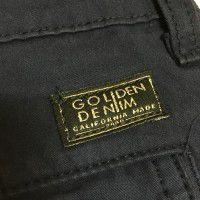 Golden Denim Jogger Pants