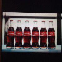 12 bottles of coca cola