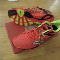 Saucony Mirage 4 running shoes
