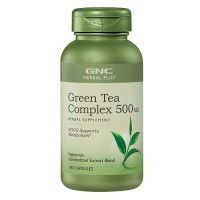 GNC green tea complex x 6