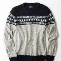 AEO Crew Sweater x2