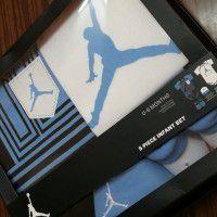 Jordan baby tee box set x 1