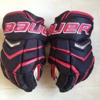 Bauer Supreme One.8 gloves & Sher-Wood Hockey blades X 2