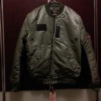 MA-1 jacket x1, bag x 1