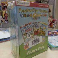 1 Phonics DVD  Flash Card Set