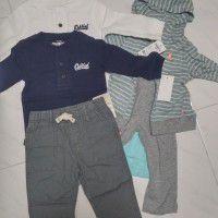 Baby cloths X7