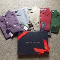 Polo cloths x 9