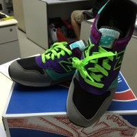New Balance 70S Running Sneaker GREY MUL