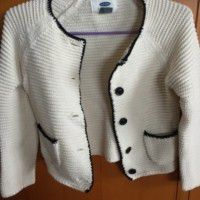 old navy 2 Textured Sweater-Jackets