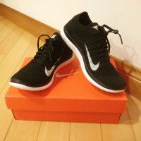 Nike womens free flyknit 4.0 x 1