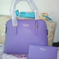 Kate spade handbag + wallet x 1