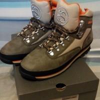 Timberland X Stussy Euro Hiker Sneaker