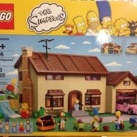 Lego 71006 The Simpsons™ House V39
