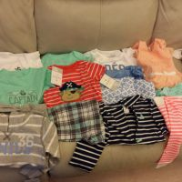 Carters clothes 16 items