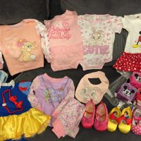 Baby clothes, shoes & toy x11