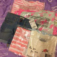 Kids clothes x 5sets