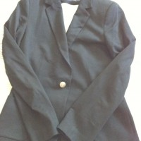 COTTON FLAME JERSEY JACKET