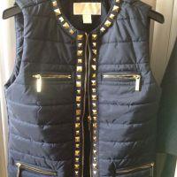 MICHAEL Michael Kors Stud Puffer Vest