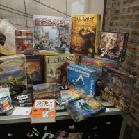 Boardgames from Coolstuff Crazy Sale