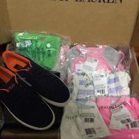 Ralph Lauren Baby clothes & Mans shoe