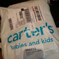 Carters 10 items