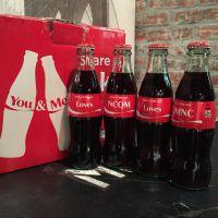 Share a Coca Cola