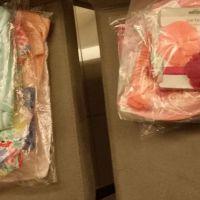 Clothes x 16 sets